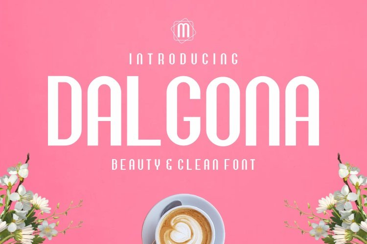 Dalgona Font